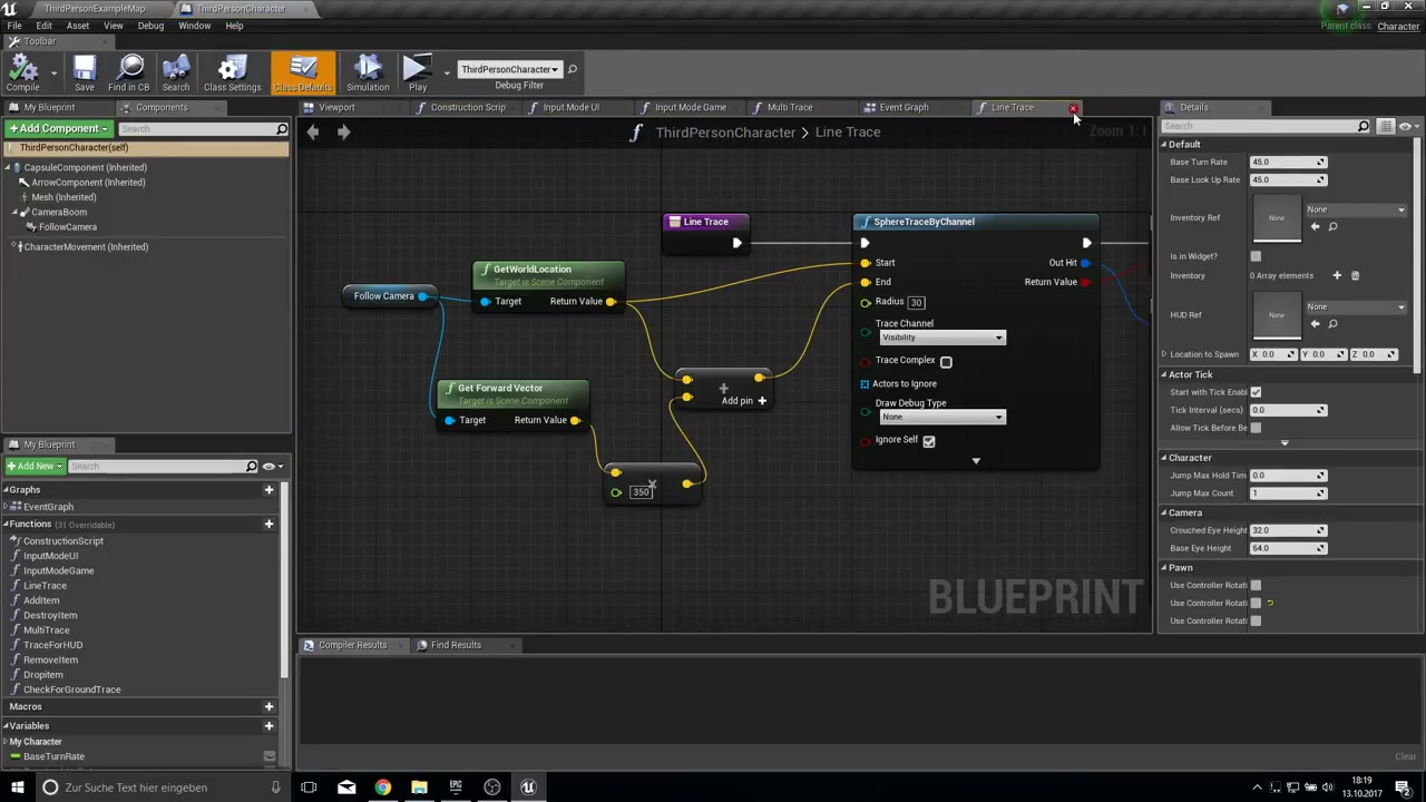 Unreal Engine 4 [PUBG] - Item logic #6