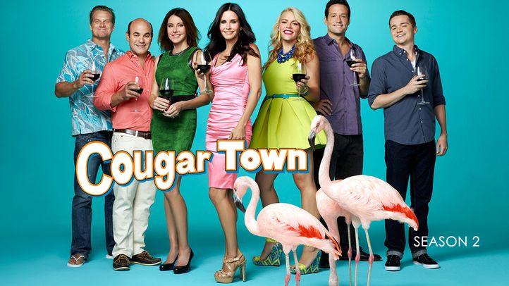 Сезон 2. Серия 19 | Город Хищниц (Cougar Town) | США | NewStudio | 2010 | 18+