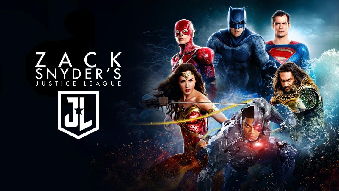 Лига справедливости Зака Снайдера (Zack Snyder's Justice League) | Фантастика | Дублированный | США | 2021 | 18+